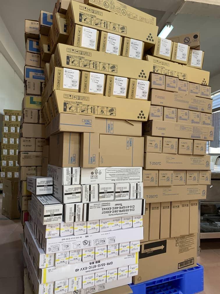 Konica Minolta Ink and Toner Cartridges