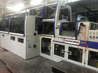 Kolbus BF511 book production line