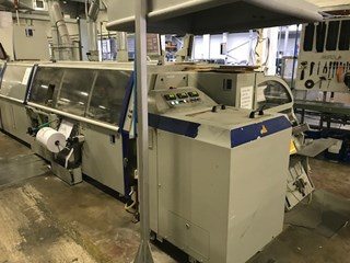 Kolbus KM600 perfect binding line