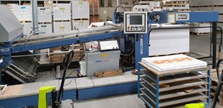 MBO T 1420/442 All Buckle folding machine