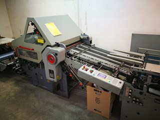 Stahl KD78/4KTLL folding machine