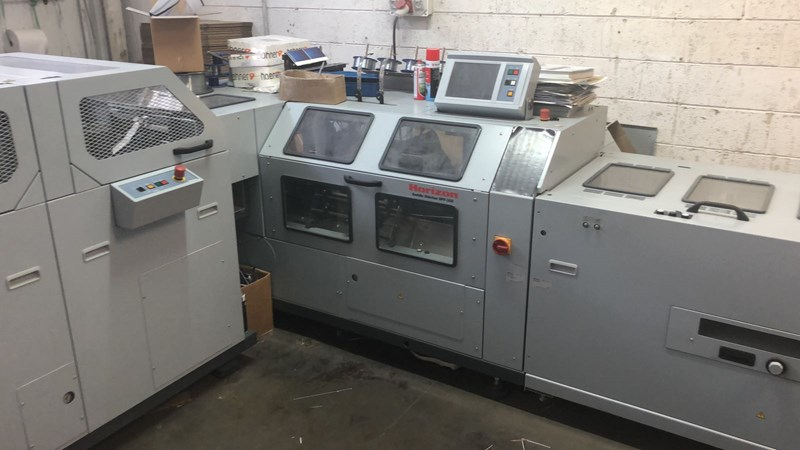 Horizon Stitchliner 6000