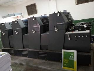 Heidelberg PrintMaster GTO52-4