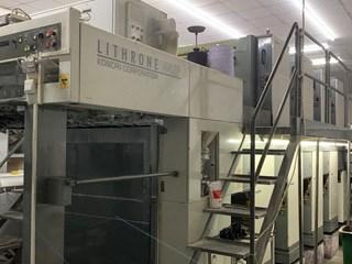 Komori Lithrone LS444 SP