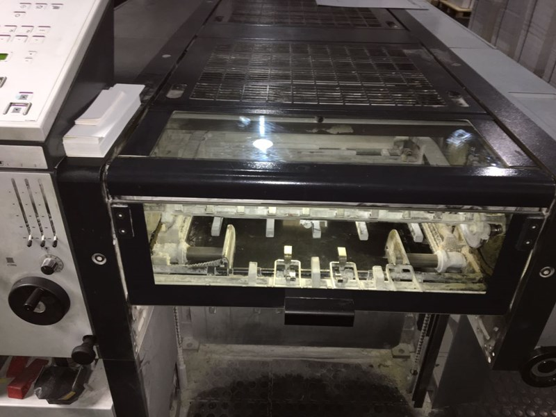 Heidelberg SpeedMaster SM52-5+L