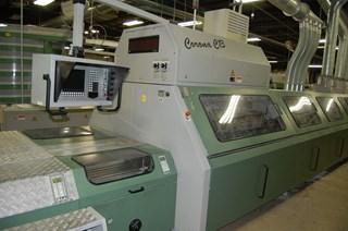 2001 Muller Model Corona C13-48 Perfect Binding Line
