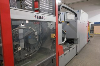Ferag Winding Equipment to DTR/