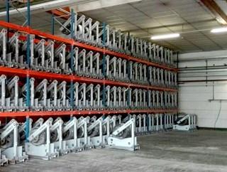 FERAG DTR Disks for (FERAG MTD) UNWINDING / REWINDING systems.