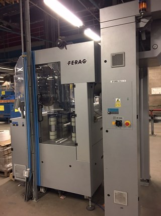 2 Ferag SMARTSTACK Stackers, new 2006