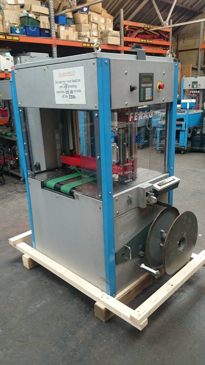 used strapping machine for sale