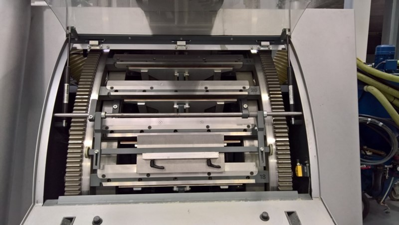 Ferag Stream Stitcher and SNT-U trimmer