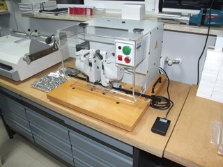 Eyeletting machine HANG 101 60
