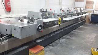 Saddle stitching line Heidelberg Stitchmaster ST 250