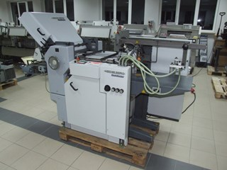 Folding machine Heidelberg Stahlfolder Ti 40