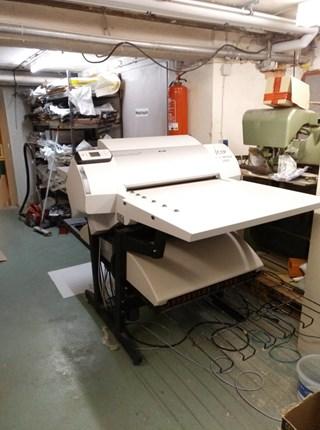 CTP PlateWriter System iCtP PlateWriter 2400