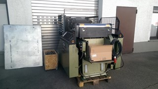 KLUGE Platen for pack to pack endless printing
