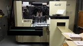 Durrer Rega 4 Fully Automatic Indexing Machine