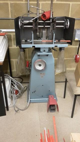 Karl Tranklein EK-D100 Round Cornering Machine