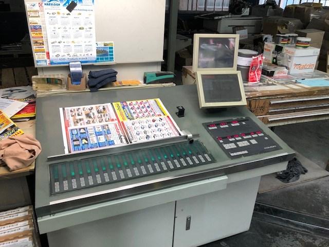 Komori L-528 2006