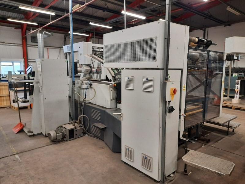 Steuer Foil Plus Pro Foiling Machine
