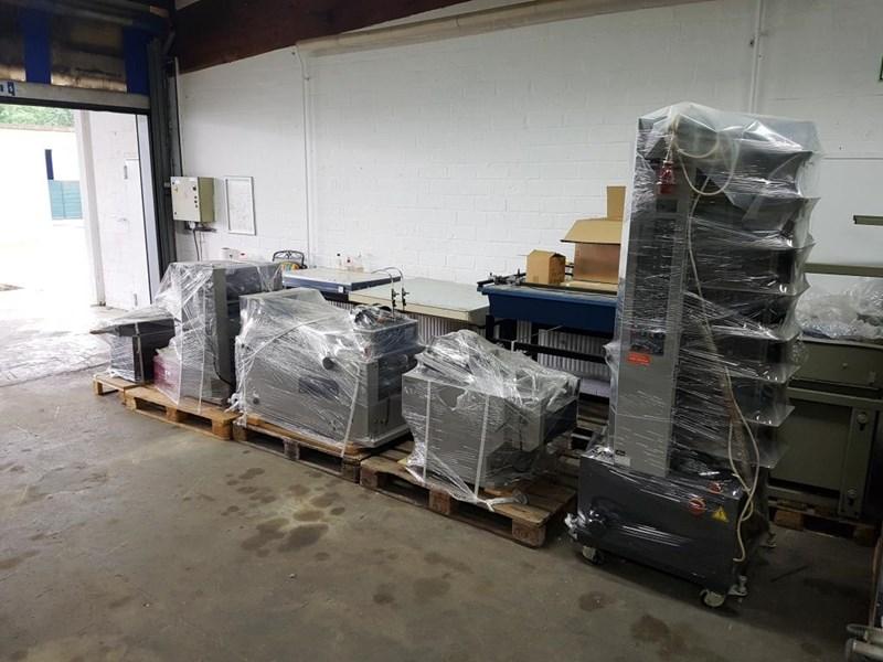 Horizon AC8000S + HSC + SPF-10II + FC-10II