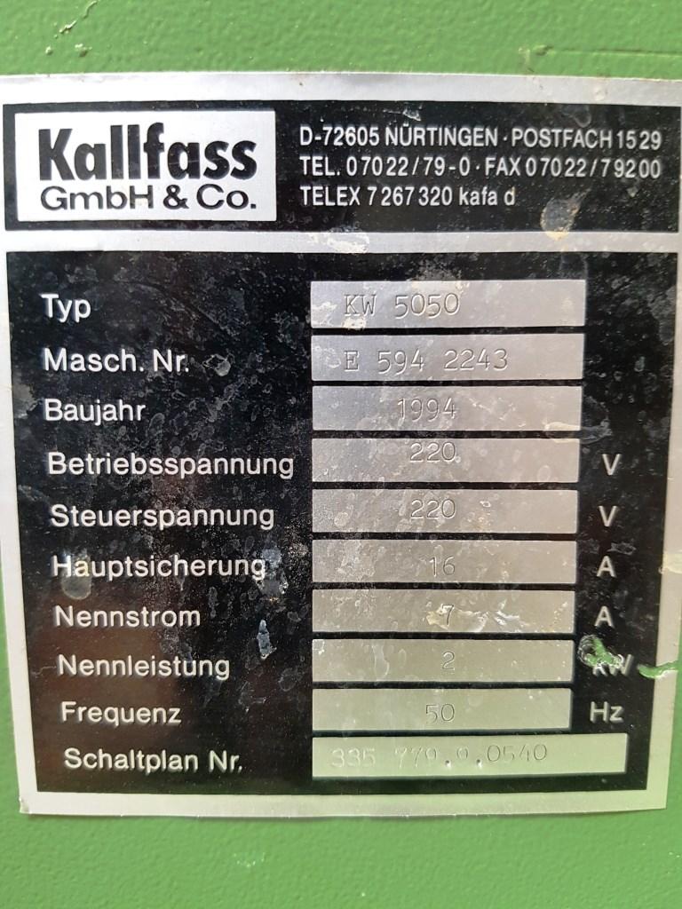 Kallfass KW5050