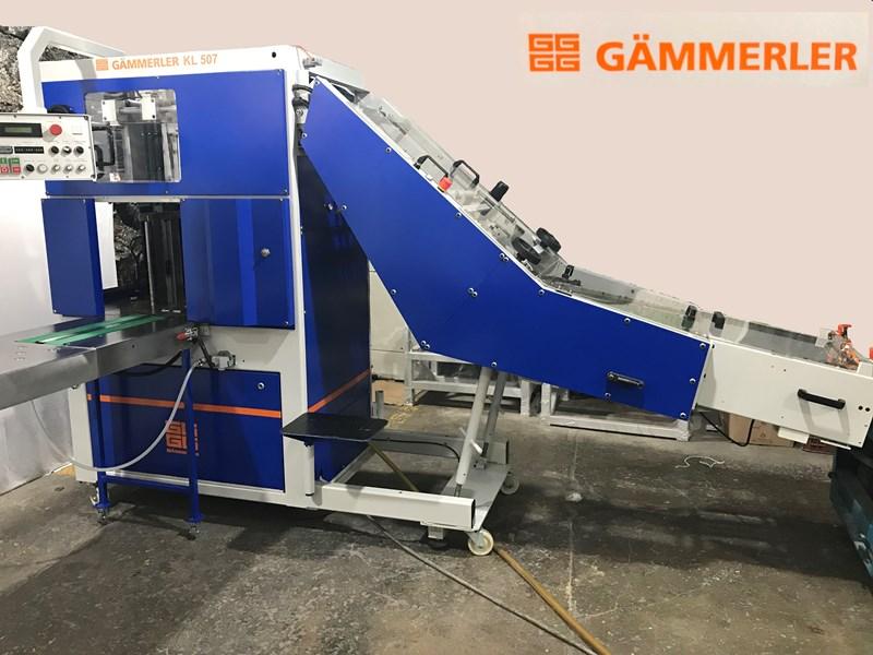 Show details for Gammerler SV500 Log Stacker