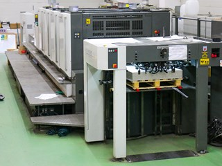 Komori Lithrone S 440 C