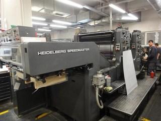 Heidelberg Speedmaster 102 ZP