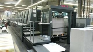 Heidelberg Speedmaster XL 105 6+L