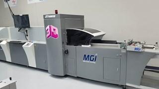 MGI Jetvarnish 3D with Ifoil