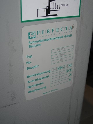 Perfecta PT10P