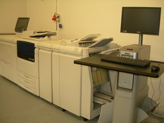 XEROX Color J75