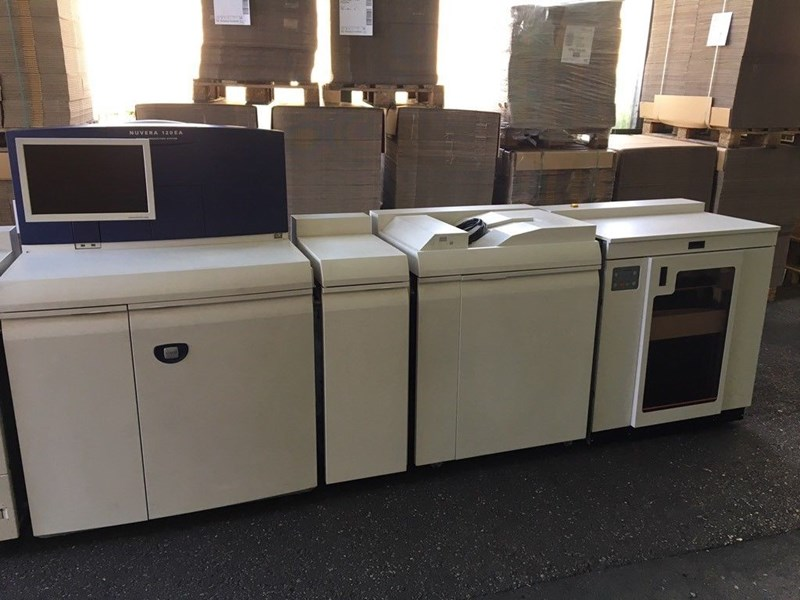 Xerox Nuvera 120 EA