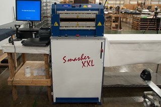 Casing-In used (second) Smasher XXL Mod. 36