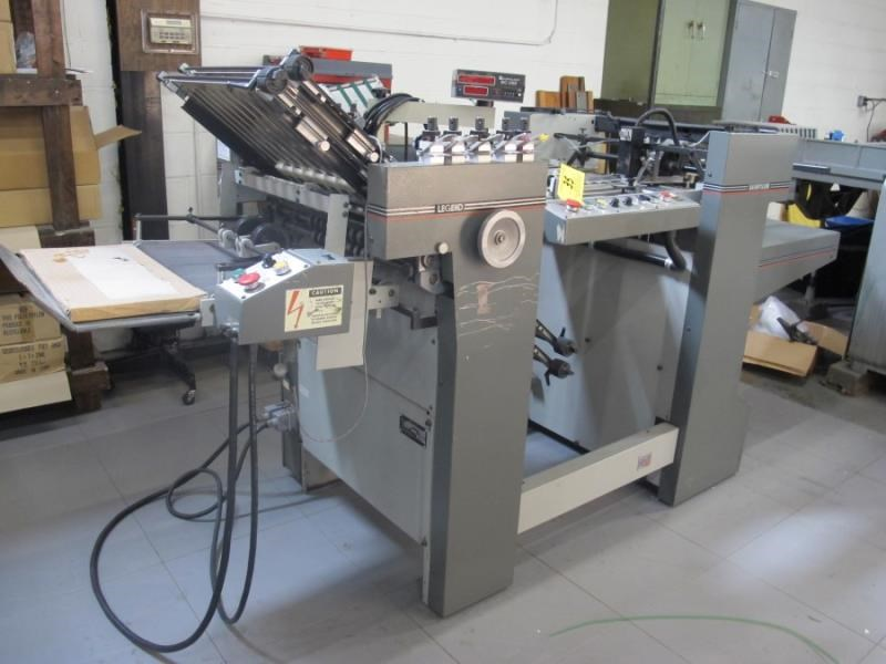 Folding Machine (Baum Legend 4/4) 1020 / Pile 20x26