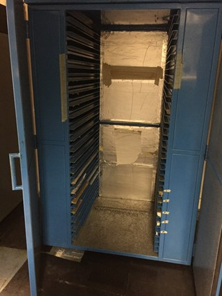 SC Tech screen dryer
