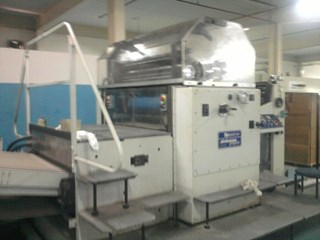 Steinemann Topspot 102 Spot & Surface Coating machine