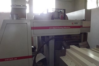 TYMI USTAR 36 SPOT & SURFACE COATER