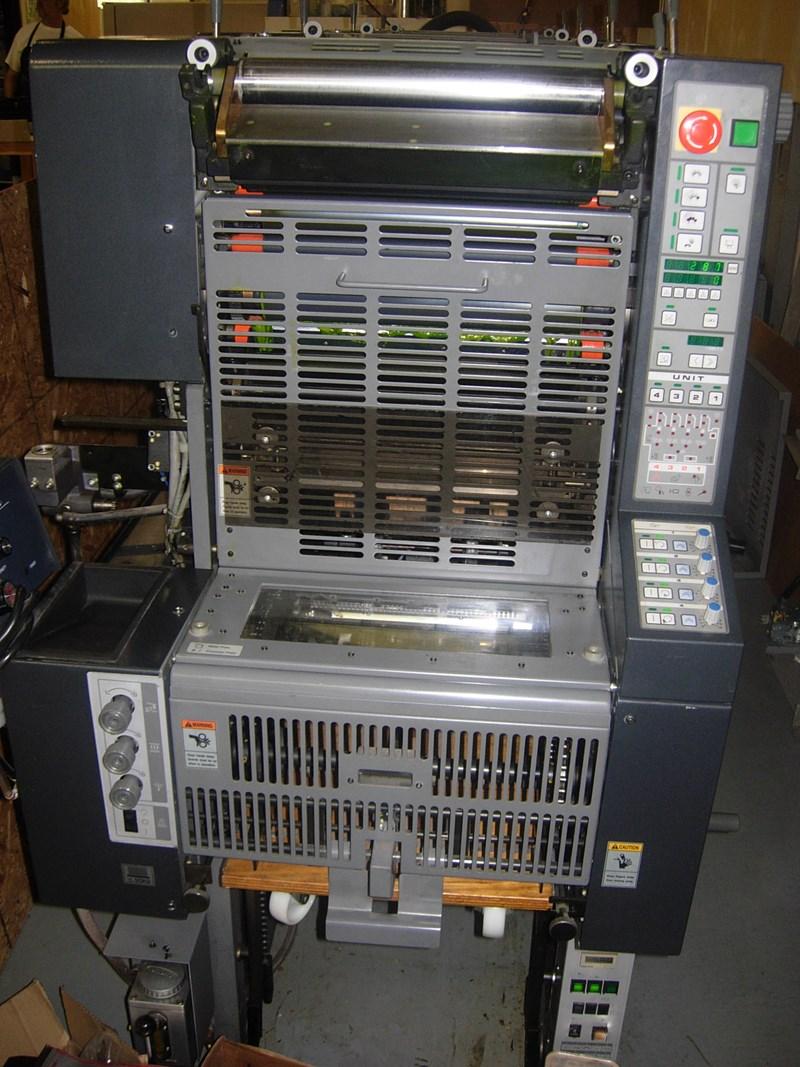 ABDick 4995A-ICS