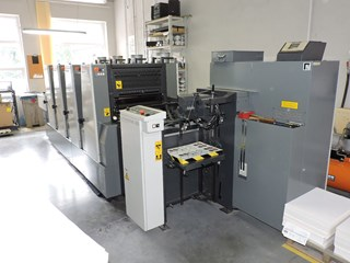 Komori Lithrone L 420 B