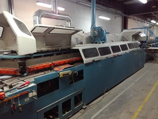 Perfect binding line WOHLENBERG VARIO 26 with PUR