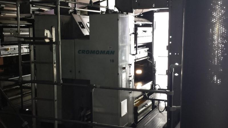 Manroland Cromoman 50