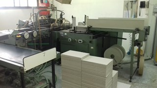 Kolbus DA - Also available as a package of 3 machines