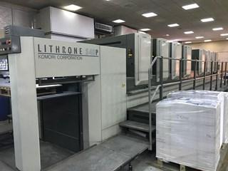 Komori Lithrone LS840P