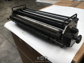 Other Numbering + Perforating unit