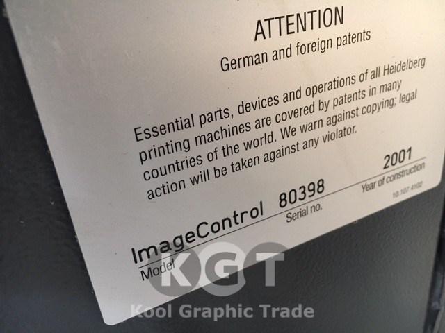 Heidelberg Image Control