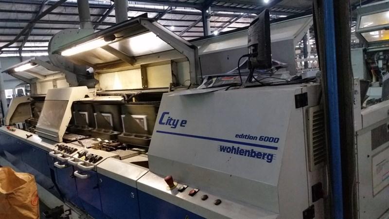 Wohlenberg City E-6000