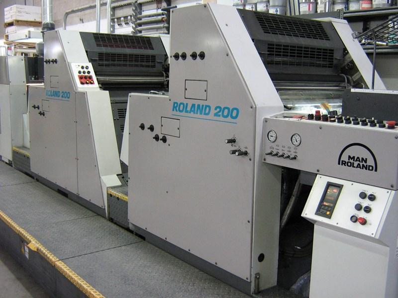 Manroland 200