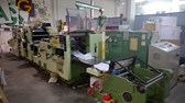 Miyakoshi MSP 18 continuous form press